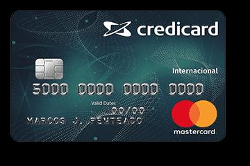 Credicard Internacional Mastercard