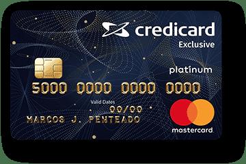 Credicard Exclusive Platinum Mastercard