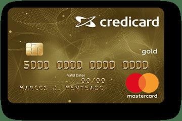 Credicard Gold Mastercard
